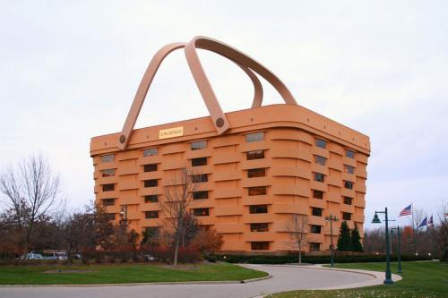 Офис компании «Longaberger»