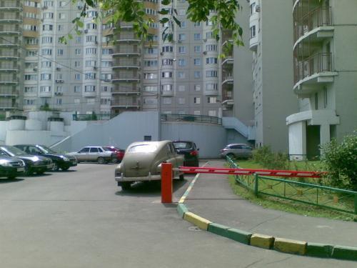 Шлагбаум