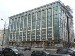 В городе Москва раскроется большой бизнес-центр