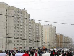 В начале марта в городе Москва подорожало второстепенное жилище