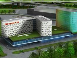 В РФ будет первый детсад при бизнес-центре