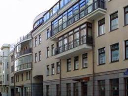 100 наиболее дорогостоящих квартир Города Москва расценили в 1,1 миллиона долларов США