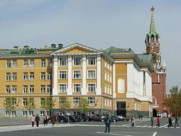Управдел вице-президента не подтвердило новострой в Кремле