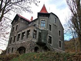 Отечественный блюзмен поставил на реализацию замок в Чехии