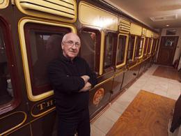 Англичанин основал дом вокруг вагона поезда
