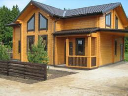 Представлена максимальная стоимость дачного дома в Московской области