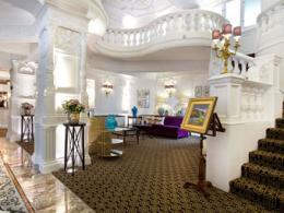 Одна из самых лучших отелей Лондона выставлена на реализацию