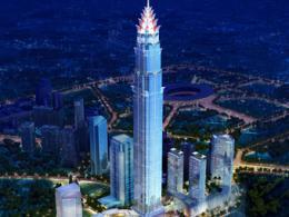 В Джакарте возведут 5-й по вертикали дом мира
