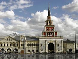 В городе Москва раскроется первый в РФ супермаркет на вокзале