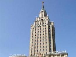 """Долю Города Москва в отелю """"Питерская"""" расценили в миллион руб"""