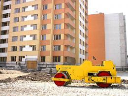В Санкт-Петербурге выросло предложение строящегося жилища