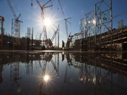 Для олимпийского стадиона в Сочи приняли решение подыскать нового генподрядчика
