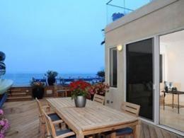 Джим Керри поставил на реализацию пляжный дом в Малибу