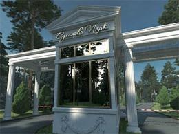 """Банк """"Глобэкс"""" вложит 8 миллионов руб в пригородный комплекс"""
