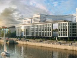 В Санкт-Петербурге возведут МФК за 10 миллионов руб