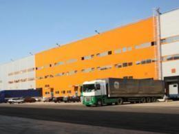 Размер поглощения складов в городе Москва и области повысился на 22 %