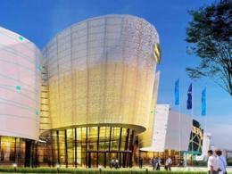 В Киеве возведут громадный функциональный комплекс