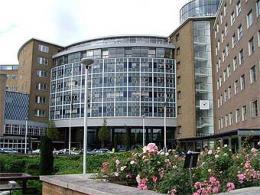 ВВС реализовала сооружение телецентра в Лондоне