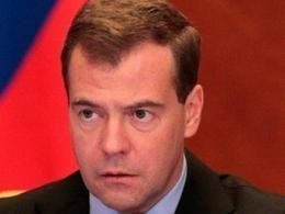 Медведев отторг план по усовершенствованию обстановки в стройсекторе