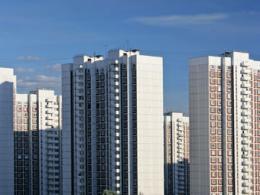 В городе Москва ограничили высотность стройки