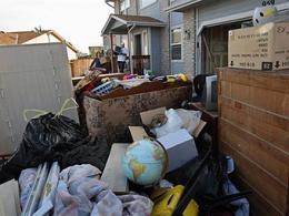 В Соединенных Штатах начали разрушать дома несостоятельный залоговых заемщиков