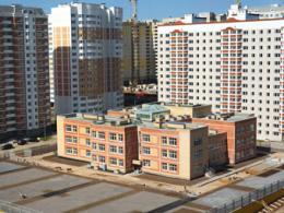 """""""Мортон"""" ввел первую очередь большого квартирного массива в """"Москве"""""""