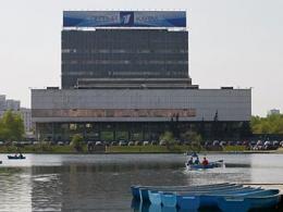 Мэрия отложила сооружение телецентра Первого канала