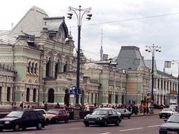 РЖД обстроит квартирами и кабинетами грузовые дворы в городе Москва