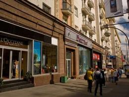 В течение года стоимость субъектов стрит-ритейла в городе Москва повысилась на 20 %