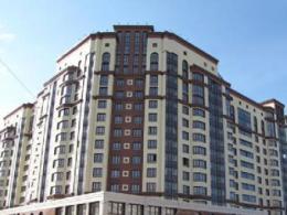 В городе Москва заключено 1175 изначальных контрактов с квартирами бизнес-класса
