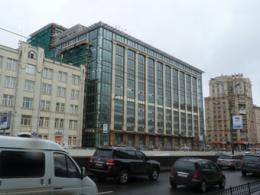 Континенталь заменит штаб-квартиру в городе Москва