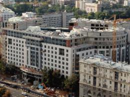 На Новом Арбате будет офисно-гостиничный комплекс с апартаментами