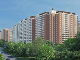 Сбербанк профинансирует сооружение микрорайона в городе Москва