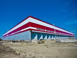 В столичном районе быстро повысился размер возведения складов