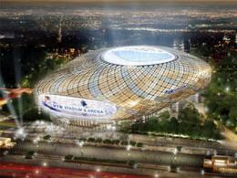 """Проект стадиона """"Динамо"""" попал в число наиболее дорогостоящих в Европе"""