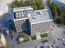 На Садовом кольце возведут заключительный бизнес-центр