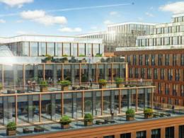 Специалисты установили наиболее предстоящие бизнес-центры Города Москва