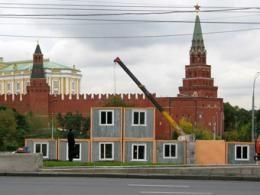 Требования стройки в центре Города Москва воспримут в середине года