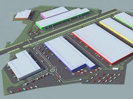 В Московской области возведут один из самых крупных складов