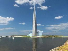 """Строить высотку """"Газпрома"""" начнут строители из Дубая"""