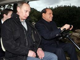СМИ подумали Берлускони в реализации дачи главе постсоветского страны