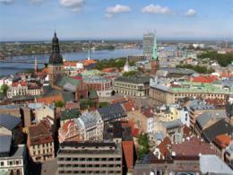 Энтузиазм жителей России к недвижимости Латвии быстро повысился