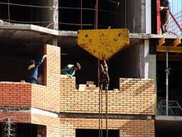 В РФ повысились ритмы строительства жилья