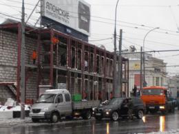 За двадцать лет в центре Города Москва обрушили 13 самостроев