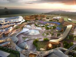 Северная Корея возведет город - соперник Лас-Вегаса