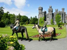 Самый дорогой отель Ирландии подорожал вдвое
