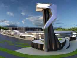 В Якутске возведут супермаркет с планетарием