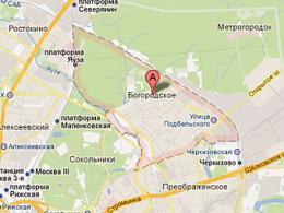 Назван кандидат в процесс реконструкции квартала на западе Города Москва