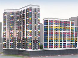 В Приморском регионе Санкт-Петербурга возведут большой квартирной комплекс