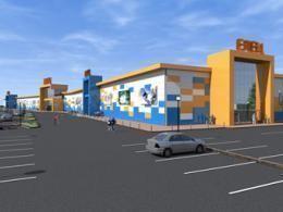 В Липецкой области будет большой коммерческий комплекс